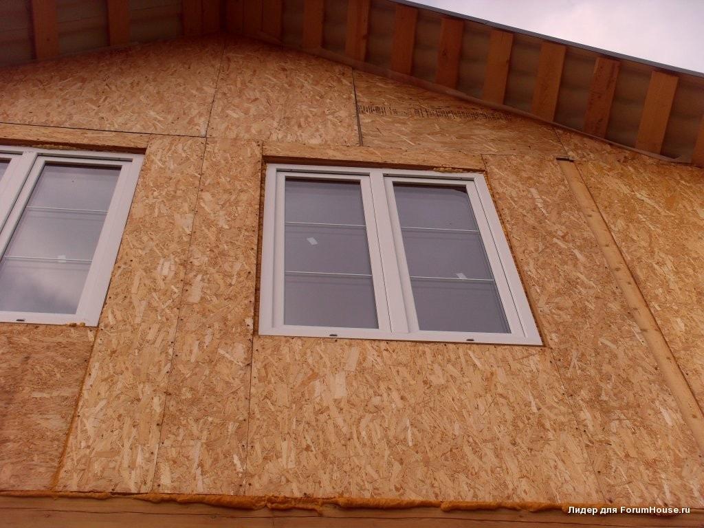 Фото некачественно построенного дома 4