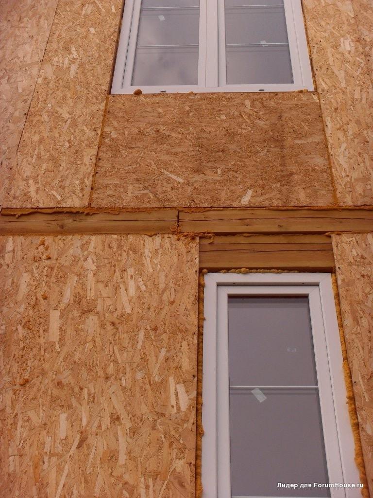 Фото некачественно построенного дома 5